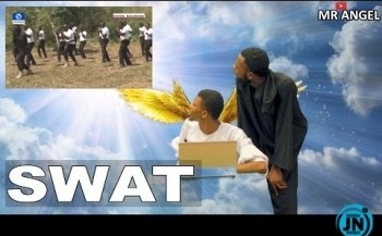 COMEDY VIDEO: Homeoflafta Comedy - The Swat Movement In Nigeria